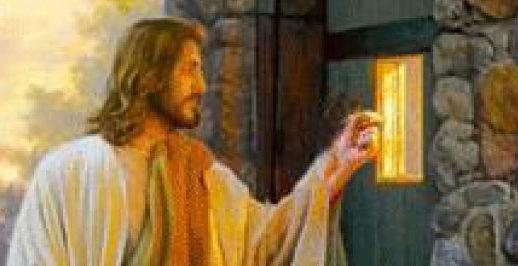 Não deixe Jesus do Lado de Fora