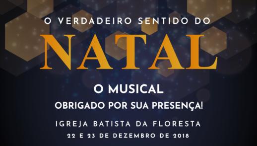 Especial de Natal ll Igreja Batista da Floresta ll 2018