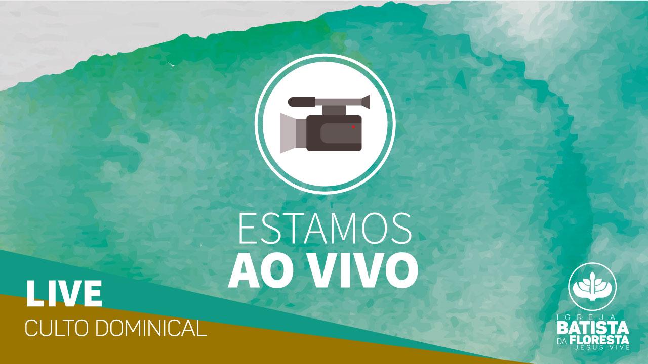 O Tempo da Promessa ll Pr. Carlos ll 23.12.18